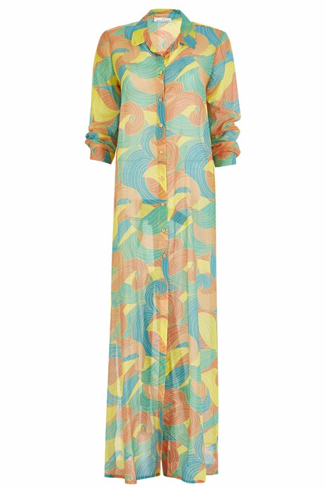 Picture of Donna Shirt Dress