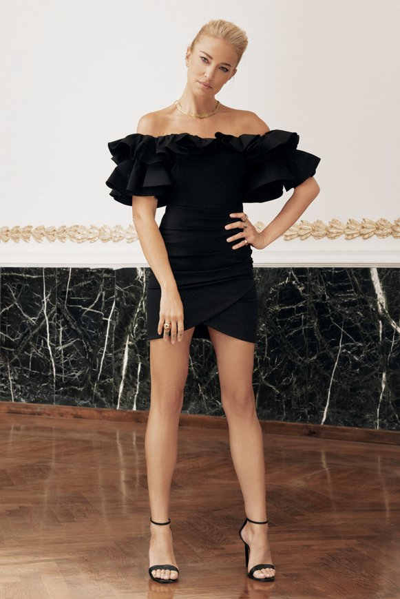 Picture of Colby Short Dress