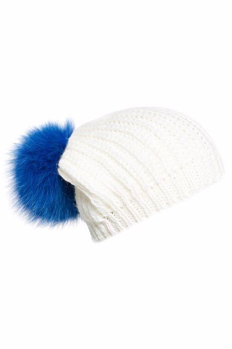 Picture of Stella Pom Pom Beanie
