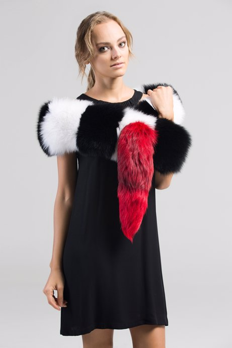Picture of Bwr Fur Stole