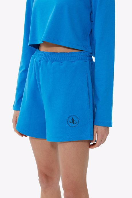 Picture of Blue Basic Short