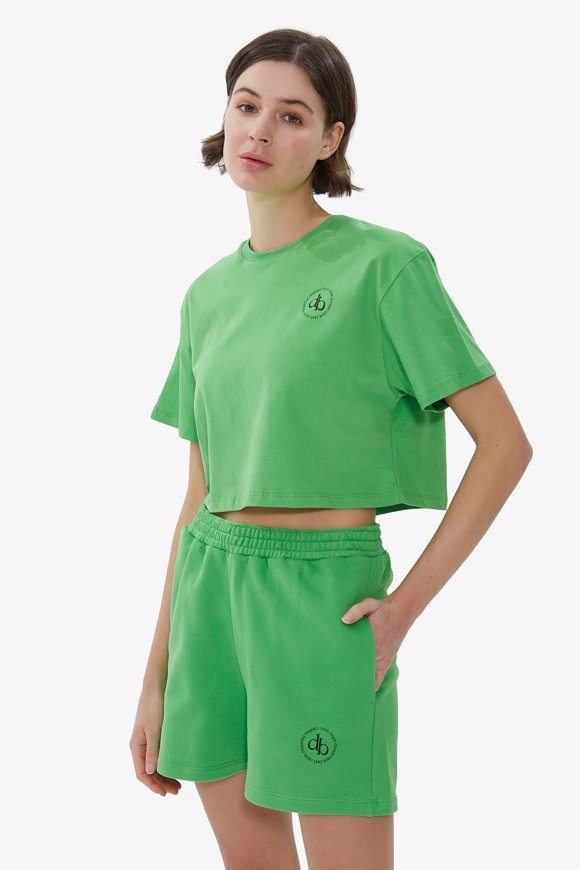 Picture of Green Basic Short