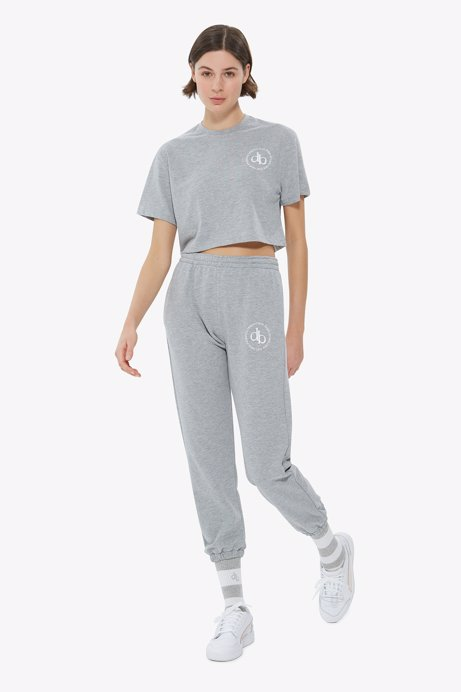 Picture of Grey Basic Sweatpants