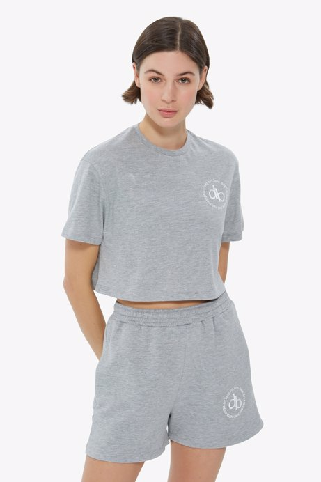 Picture of Grey Basic Short