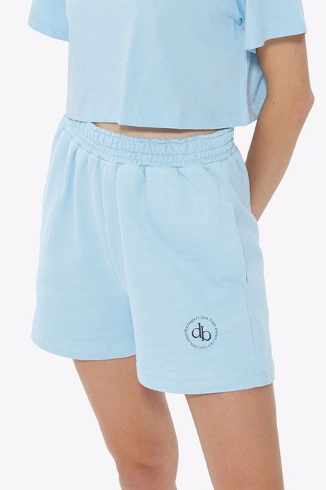 Picture of Baby Blue Basic Short