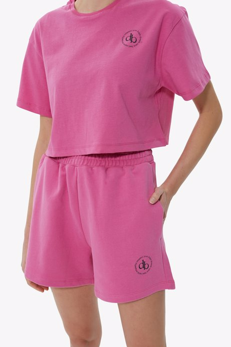 Picture of Pink Basic Short
